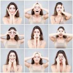 Using these face exercises, you can get the more youthful look that you desire without drastic surgery.