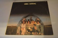 Vintage Record Abba: Arrival Album SD-18207 by FloridaFinders