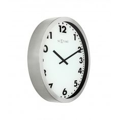 Zegar Magic Arabic - NEXTIME - DECO Salon #wallclock #clock #giftidea