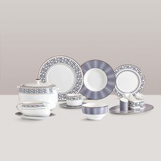 86 PARÇA YUVARLAK PRESTİJ BONE YEMEK TAKIMI Porcelain, Plates, Tableware, Kitchen, Licence Plates, Porcelain Ceramics, Dishes, Dinnerware, Cooking