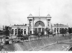 1929 Lehrter Bahnhof