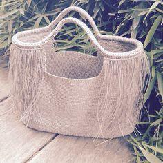 Handmade raffia bag elemeği hasır plaj çantası İnstagram➡️erekecrafts erekecrafts@gmail.com