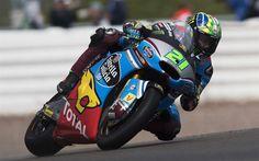 Download wallpapers Franco Morbidelli, motorcycle racer, Moto2 World Championship, Honda
