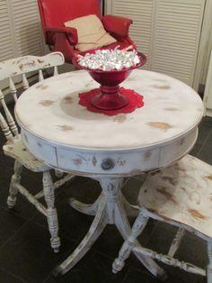 new table I shabbied