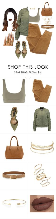 """""""Untitled #2504"""" by mrkr-lawson ❤ liked on Polyvore featuring Jagger, Current/Elliott, Steve Madden, W118 by Walter Baker, New Directions, Charlotte Russe, Prada, BP., mizuki and Floss Gloss"""