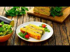Leg laagjes pasta in de broodvorm en schuif in de oven. Het eindproduct zal je verrassen… positief, welteverstaan!