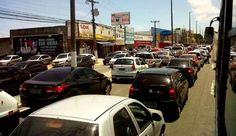 Acidente com quatro feridos congestiona Estrada do Coco - Bahia | Portal A TARDE