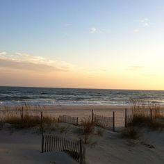Gulf Shores, Al.  View from the beach house porch