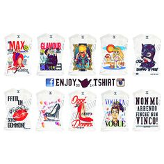 EnjoyTshirt #Woman #moda #blogger #collection