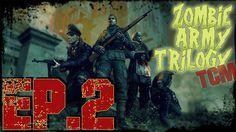 ZOMBIE ARMY TRILOGY - Purgatorio #1 parte 2 - PLAYTHROUGH ITA