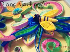 Diana QuillingArt:      Facebook: https://www.facebook.com/pages/Dian...