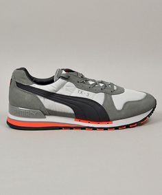 Puma TX 3 Vapor White/Grey/Black/Firewater #puma #sneakers #shoes #streetwear #men www.neverending-shop.de