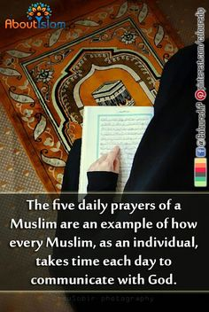 The beauty of Islam, is the devotion of Muslims to worship Allah 5 times a day.   Don't neglect your salah.