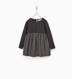 ZARA - KIDS - Contrast dress