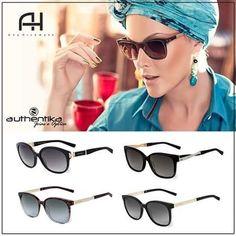 7916d394ee Chegaram novos modelos de óculos solar da Ana Hickmann, lindos, modernos e  cabem no