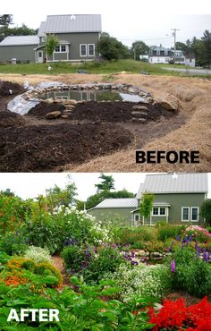 Food security is a major form of resilience-the ability to withstand future shocks, so why not include a permaculture plan with every home site layout? Garden Landscaping, Fruit Garden Plans, Pond Landscaping, Permaculture Design, Fountains Backyard, Garden Design, Landscaping With Rocks, Community Gardening, Dream Garden
