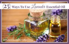 Do you use lavender essential oil? Lavender oil is one of the most versatile essential oils. If you have never used essential oils in your home or for healing purposes, and want to give them a tr...