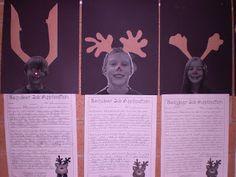 What the Teacher Wants!: Rudolph