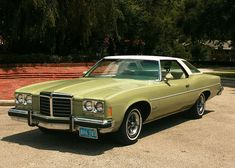 1974 Pontiac Catalina 400 Coupe