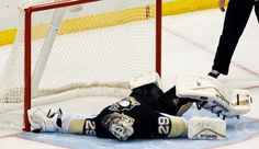 Fleury's amazing save!   Watched the game last night (of course), and this was, indeed, an amazing save.  Fleury!