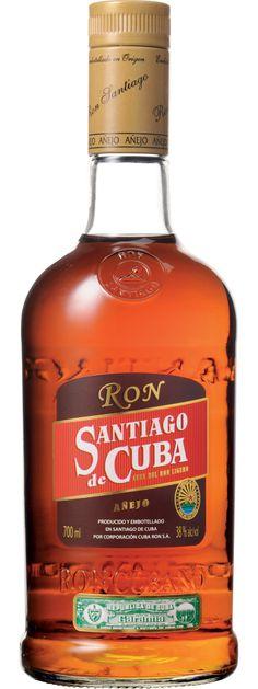 Santiago de Cuba Añejo Rum