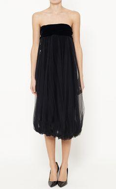 Jean Paul Gaultier Black Dress.