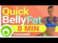 Lower Belly Fat Workout. Stomach Flattening Exercises to Lose Belly Pooch Fast - YouTube