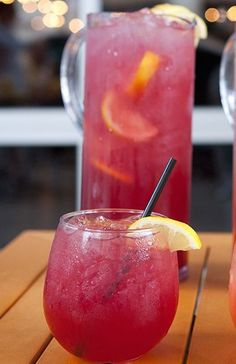 Ciroc Pomegranate Lemonade Source: nightclub