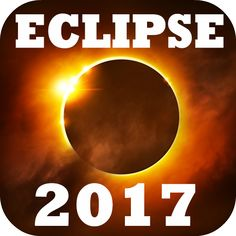 Solar Eclipse 2017 Info Timer And Maps...