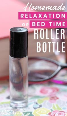 Homemade Essential Oil Recipes: Relaxation or Bedtime Roller Bottle, Diy And Crafts, Do you need help unwinding and relaxing after a long day? You can whip up homemade essential oil recipes like this DIY Relaxation Roller Bottle to hel. Essential Oil Bug Spray, Homemade Essential Oils, Essential Oils 101, Young Living Essential Oils, Essential Oil Blends, Roller Bottle Recipes, Cedarwood Oil, Linen Spray, Homemade Beauty Products