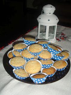 AROUND THE KITCHEN - (Mini) Muffins de limão e sementes de sésamo