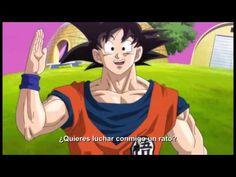 Dragon Ball Z: Batalla de Dioses (2013) / Trailer Subtitulado HD