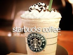What I'm happy for» Starbucks Coffee