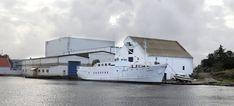 Haugesunds Avis - Ved hjelp av to bilder skal de sette båten tilbake i original stand