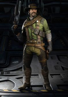 EVOLVE Character Art - Polycount Forum