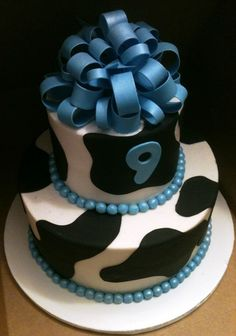 Anyone that knows me...knows I love cows!! So I love this!!