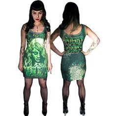 KREEPSVILLE-666-NIGHT-OF-THE-LIVING-DEAD-ZOMBIE-TUNIC-DRESS-PUNK-HALLOWEEN-S-XXL