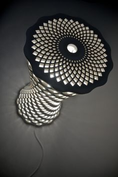 3ders.org - Designer lamps from 3D printers | 3D Printing news