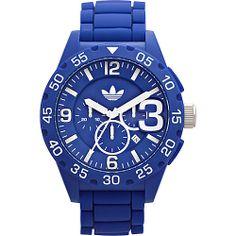 #AdidasOriginalsWatches, #FashionAccessories, #Watches - adidas originals Watches Newburgh Light Blue with White - adidas originals Watches Watches