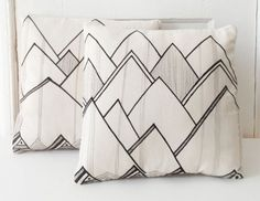 Cool Mountains Pillow Cover