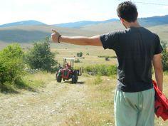 True traveler always find transport, taken in Stekerovci, Bosnia and Herz. Bosnia, Places, Travel, Viajes, Destinations, Traveling, Trips, Lugares