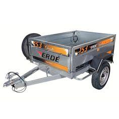 Remorque ERDE 153 - LeKingStore