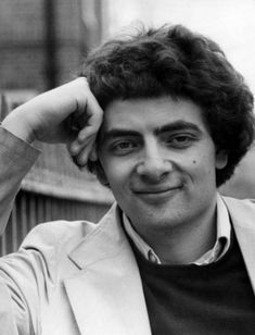 Rowan Atkinson in the 70s #mrbean