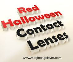 Check this link right here http://magicangeleyes.com/Halloween-Contacts for more information on Cheap Halloween Contact Lenses. Scary Contact Lenses Cheap must be comfortable and also not trigger any kind of irritability of the eyes. They can be put on for nearly any celebration as well as are terrific for getting that surprise effect from friends and family.