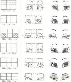 Amazing Learn To Draw Eyes Ideas. Astounding Learn To Draw Eyes Ideas. Realistic Eye Drawing, Drawing Tips, Doll Eyes, Doll Face, Tole Painting, Painting & Drawing, Cartoon Faces, Soft Dolls, Diy Doll