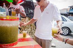Fresh sugar cane juice for sale