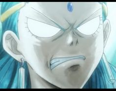 Aquarius is angry.… LUCY!! WHAT DID YOU DO?!!!