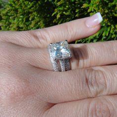 Kim Zolciak Wedding Ring Replica nornasinfo