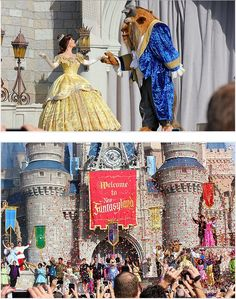 Find out what happened at the Grand Opening of Disney World's New Fantasyland!