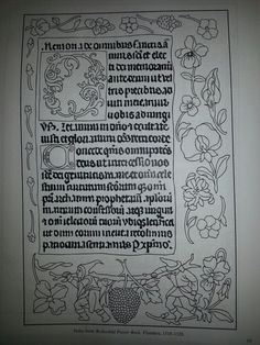 Scribal coloring pages!!!